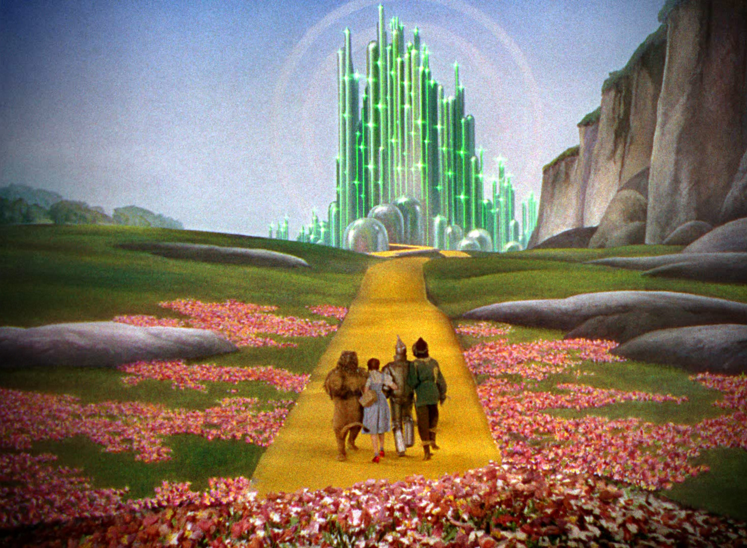 The Road To Oz in the Magic Kingdom