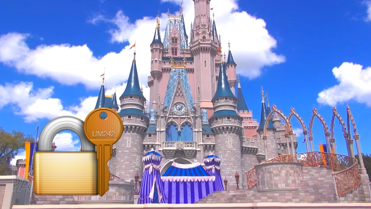 Disney World Magic Kingdom Secrets