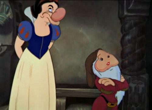 Snow White Face Swap
