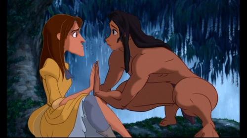 Tarzan Face Swap