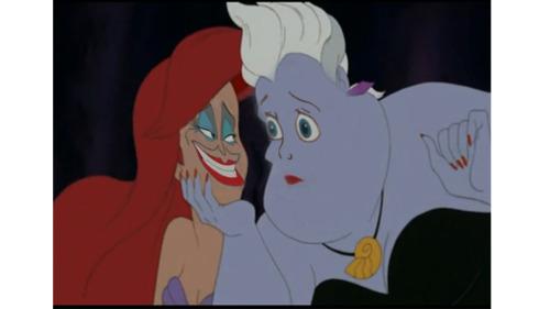 The Little Mermaid Face Swap