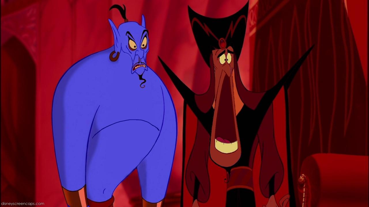 Aladdin: The Genie and Jafar