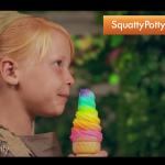 Unicorn Poop Ice Cream Cone