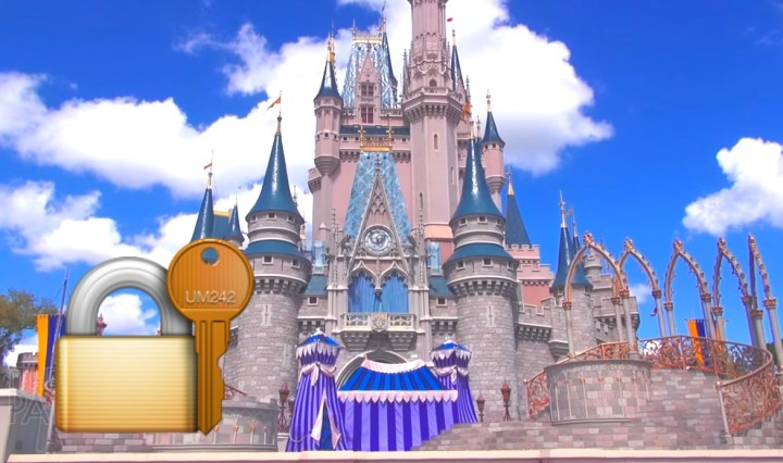 Disney World Magic Kingdom Secrets